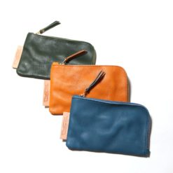 [PRE-ORDER] The Superior Labor Utility Leather Pouch - 2022 New Year Collection