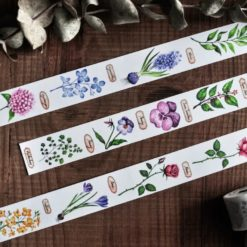 Miao Stelle Spring Forest Washi Tape