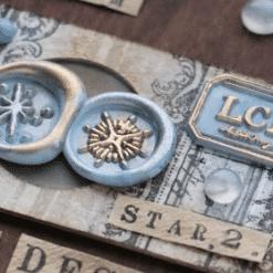LCN Design Mini Wax Seal - Star 4 & 2