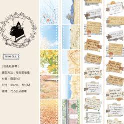 Miao Stelle Autumn Colours PET Tape